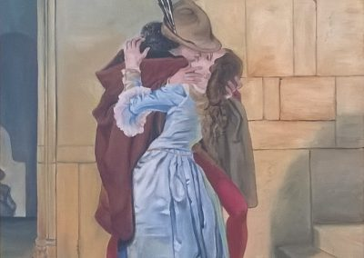 Il bacio SIMONETTA FRACCAROLI