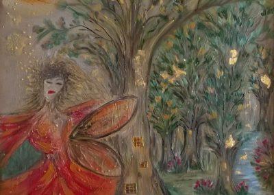 Titania e il bosco incantato PATRIZIA MAIMONE