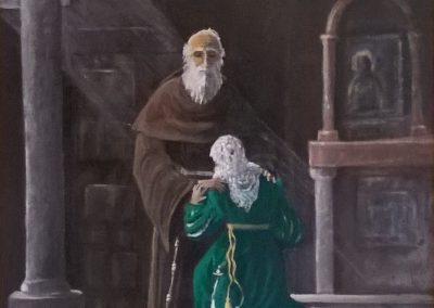 """Fra Lorenzo e Giulietta  """"Il Consiglio"""" MARIO TURRINA"""