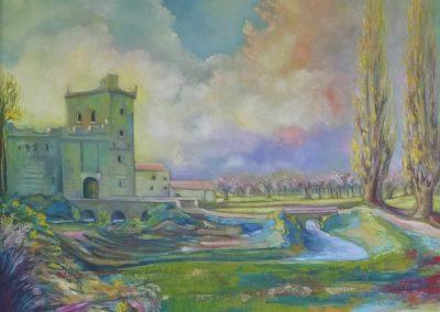 La vecchia torre di Isola della Scala - BRESSANSILVANO