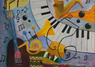 CAOS MUSICALE- ZANINROSANNA