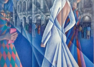 ARENA DI VERONA - NOTTI MAGICHE- COLZATOGILBERTO