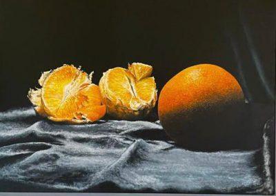 Trhee oranges DAL SANTO MATTEO