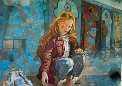Sotto il muro di Berlino ISOLANI MARA